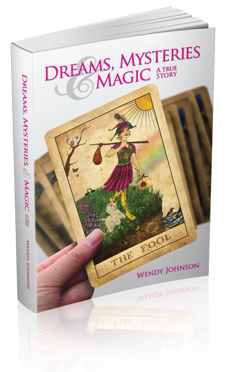 Wendy Johnson Author of Dreams, Mysteries and Magic